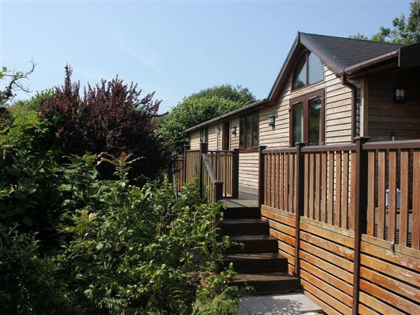 Apple Tree Lodge in Cornwall