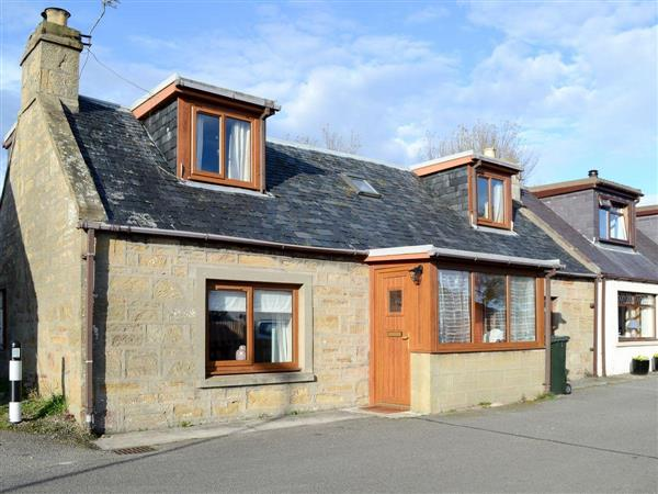 Appletree Cottage in Ross-Shire