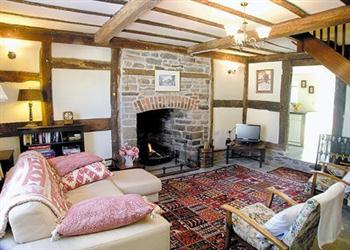 Appletree Cottage in Powys