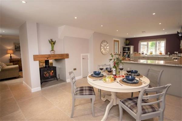 April Cottage in North Yorkshire