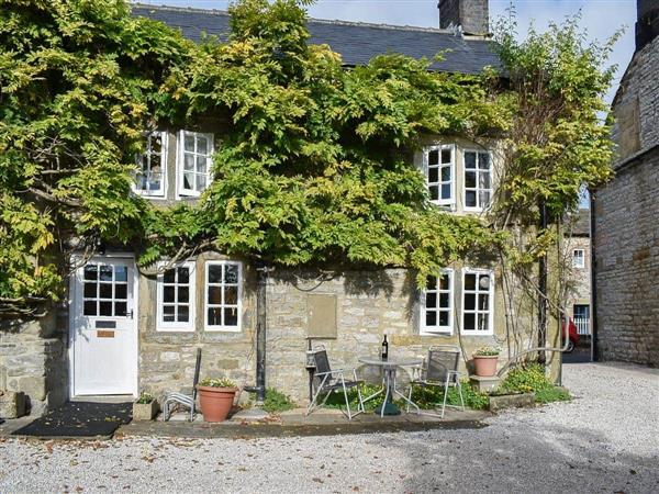 April Cottage in Yougrave, near Bakewell, Derbyshire