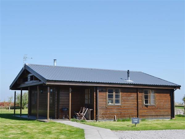 Arbigland Farm Cottages - Curlew Lodge in Dumfriesshire