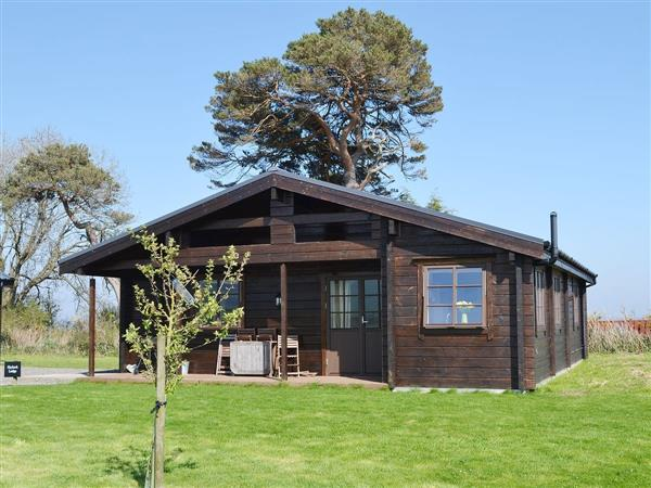 Arbigland Farm Cottages - Skylark Lodge in Dumfriesshire