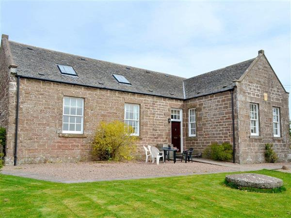 Arbuthnott Estate Cottages - Cloud Howe in Aberdeenshire