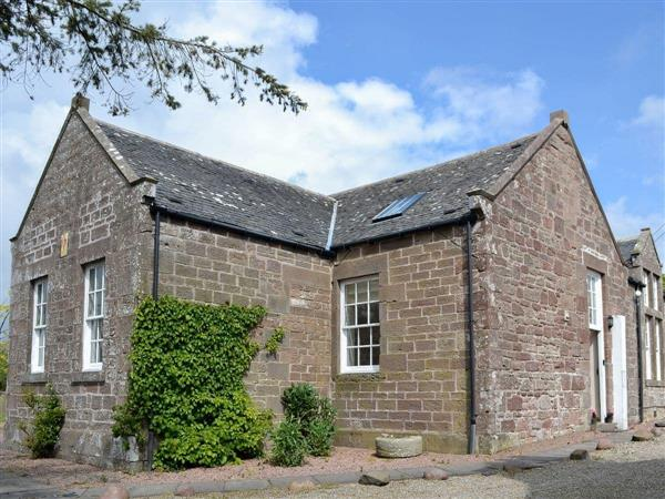 Arbuthnott Estate Cottages - Grey Granite in Aberdeenshire