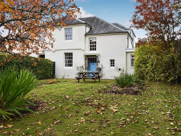 Ardchoille Cottage in Perthshire