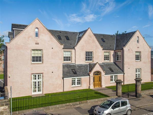 Ardconnel Court Apartments - Apartment 8 in Inverness-Shire
