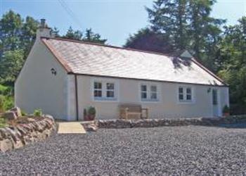 Arden Cottage in Kirkcudbrightshire