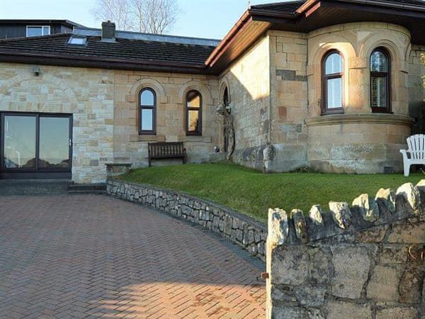 Ardenlee Lodge in Argyll