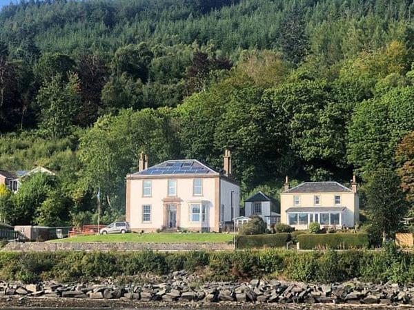 Ardmun House in Argyll