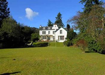 Argyll House in Argyll
