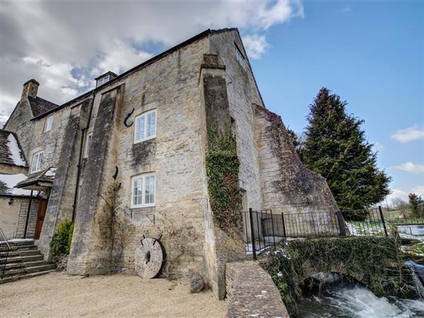 Arlington Mill in Gloucestershire