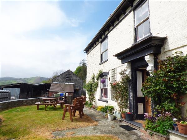 Arllen Fawr in Powys
