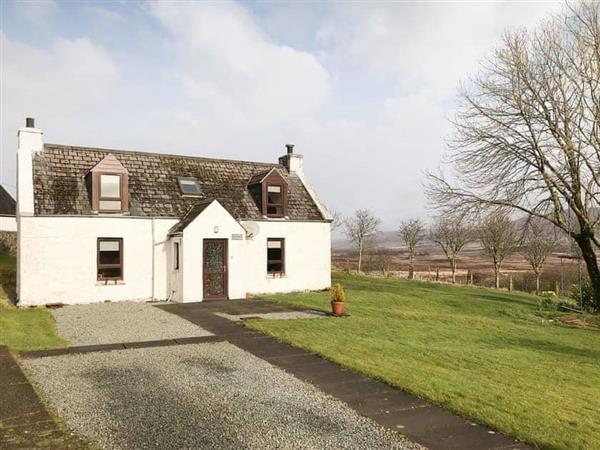 Arnish Cottage in Isle Of Skye