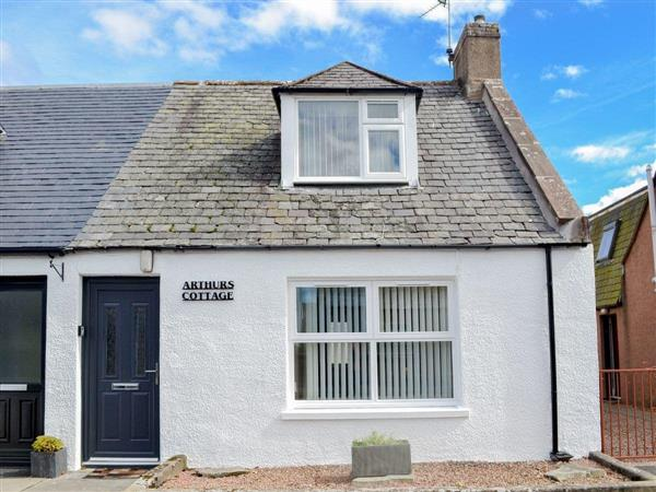 Arthurs Cottage in Edzell, near Brechin, Angus