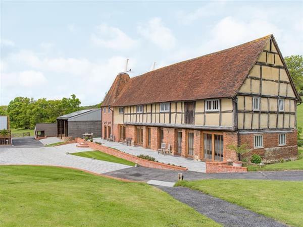 Ash Cottage at Frame Farm in Kent