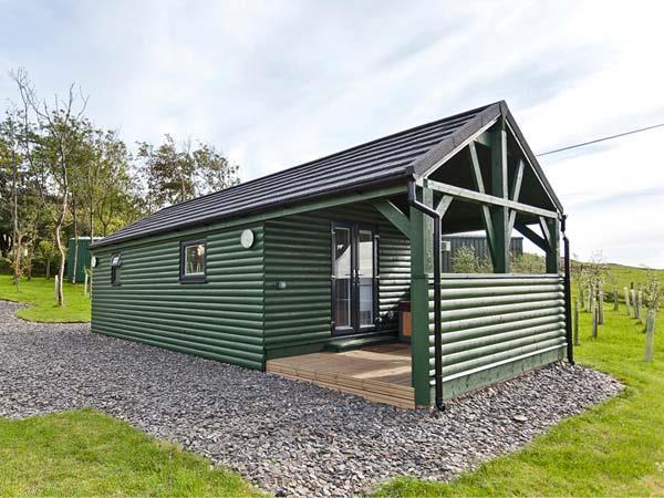 Ash Lodge in Cumbria