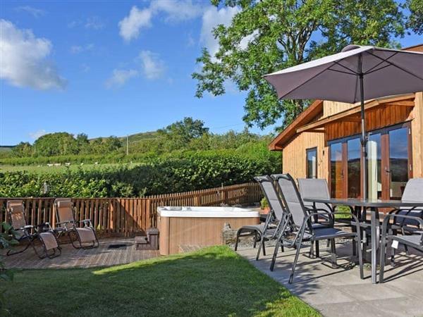 Ash Lodge from Hoseasons