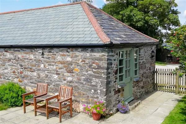 Ash Tree Cottage in Warbstow, North Cornwall
