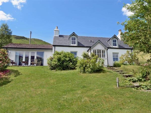 Ashburn Cottage in Ross-Shire
