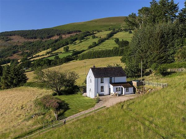 Ashford Cottage in Talybont-on-Usk, Powys