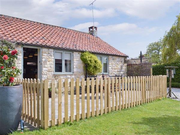 Ashpit Cottage in North Yorkshire