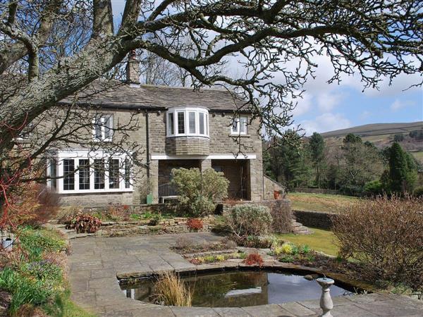 Ashton Cottage in Derbyshire