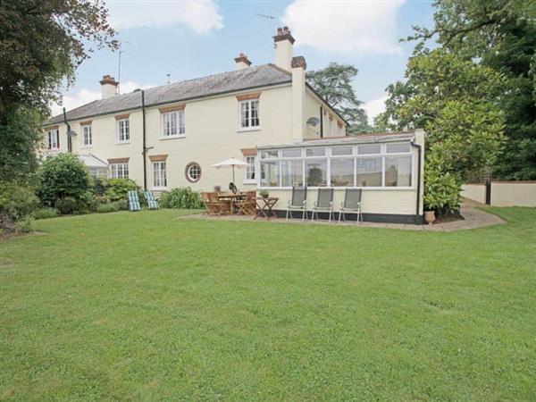 Ashwood Manor in Pentney, Norfolk