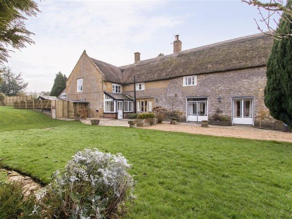 Atherstone Farm - Atherstone Farmhouse in Somerset