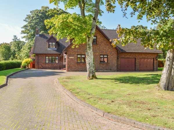 Auburn Cottage, Angus
