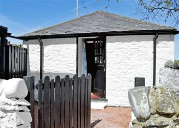 Auchenbrae Stables in Wigtownshire