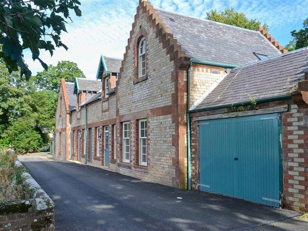 Auchendrane Stables - Blue Peter from Cottages 4 You