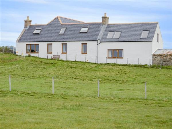 Aultivullin House Annexe in Caithness