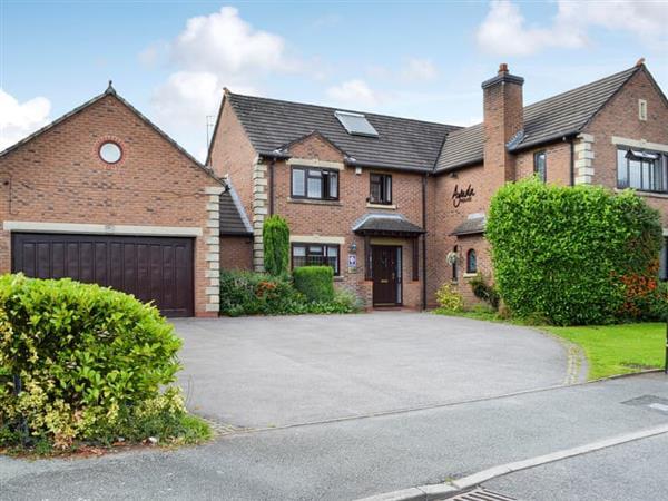 Ayuda House in Bowdon, near Altrincham, Cheshire