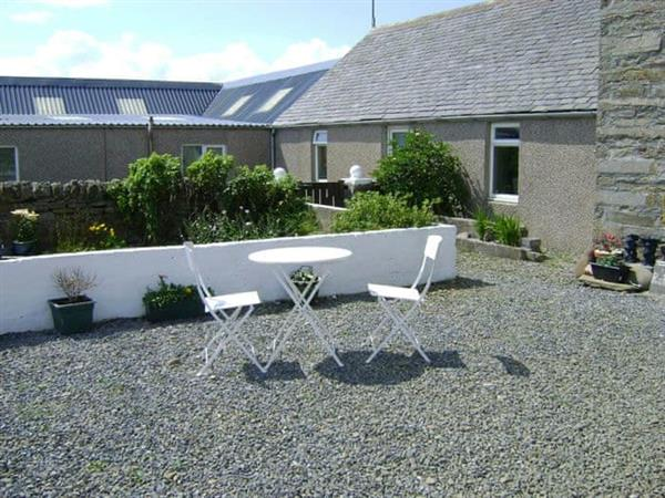 Backaskaill Farm - Backaskaill Cottage, Sanday, Orkney Islands, Isle Of Orkney