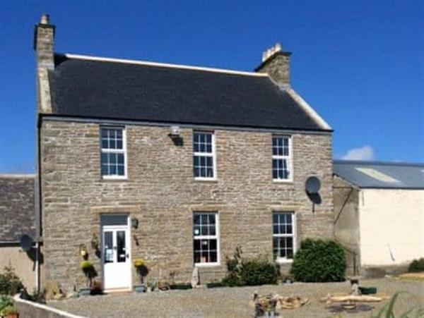 Backaskaill Farm - Backaskaill Farmhouse, Sanday, Orkney Islands, Isle Of Orkney