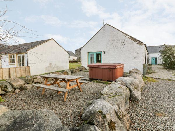Badger Cottage in Kirkcudbrightshire