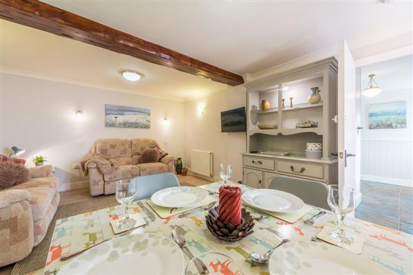Bagbury Byre Apartment in Bude, North Cornwall