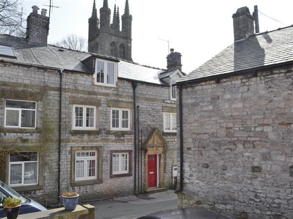 Bagteel Cottage in Derbyshire