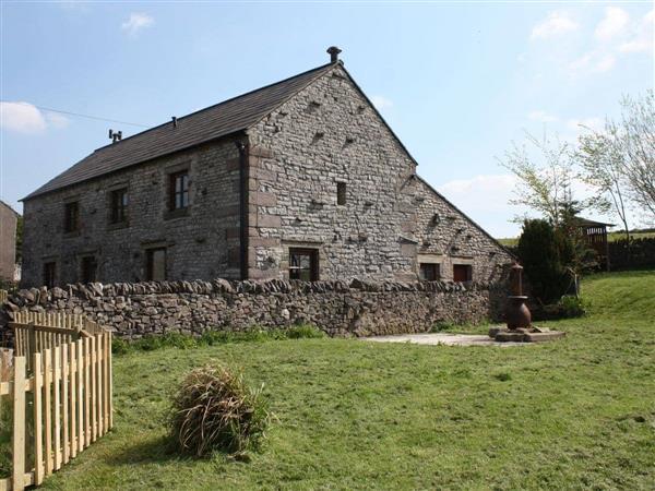 Bailey Flatt Barn in Derbyshire