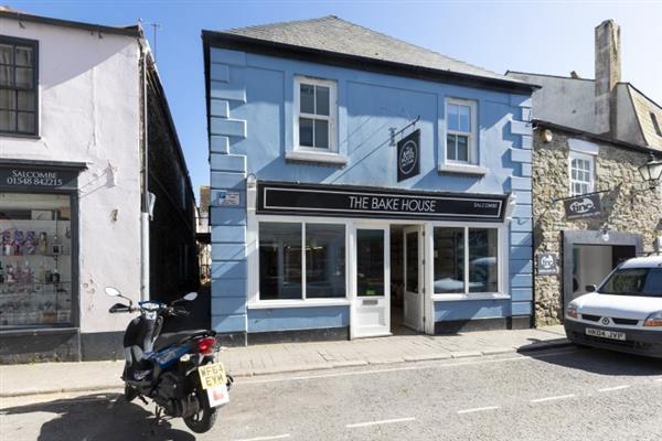 Baker's Gallery in Devon