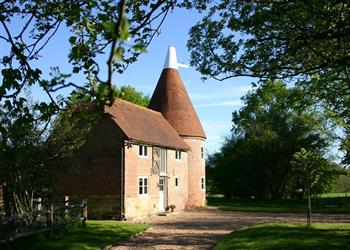 Bakers Farm Oast in East Sussex