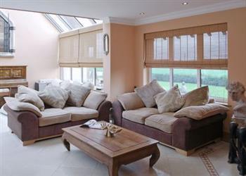 Balcony View in Suffolk