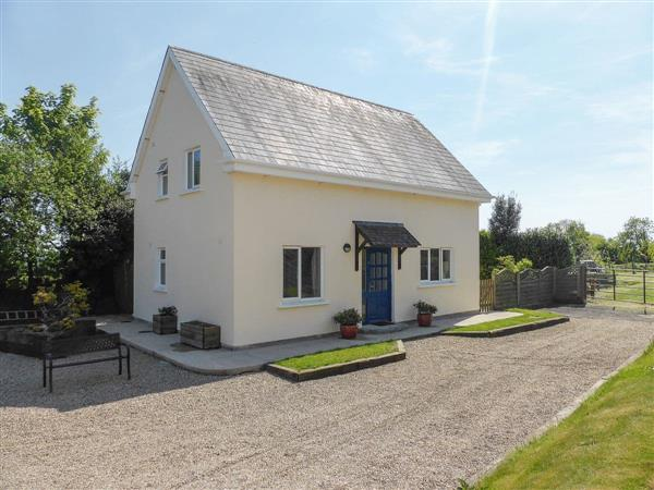 Ballagh Court Cottages - Number 4 in County Wexford