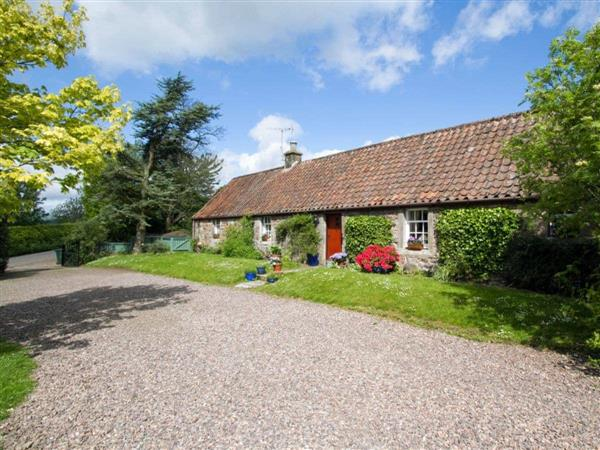 Ballingall Cottage in Kinross-Shire