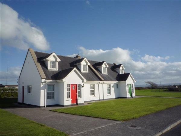 Ballybunnion Cottage in Kerry