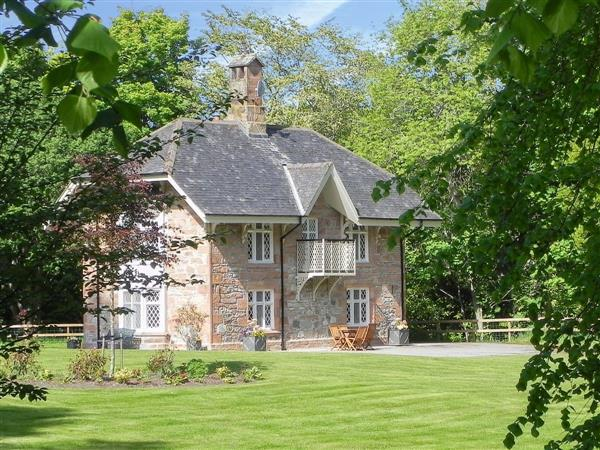 Balnagown Estate - Swiss Cottage in Ross-Shire