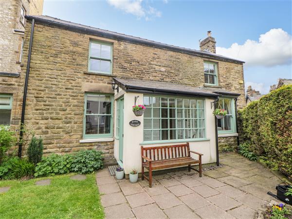 Bank Cottage in Derbyshire