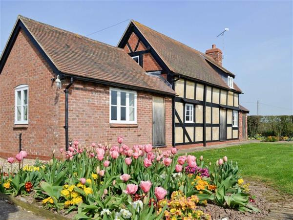 Bank Cottage in Worcestershire