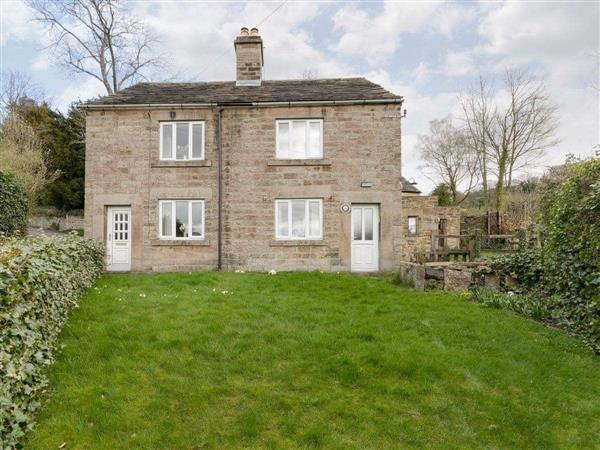 Bank Top Cottage in South Yorkshire